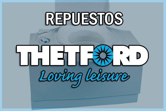 Repuestos Thetford para frigoríficos y wc