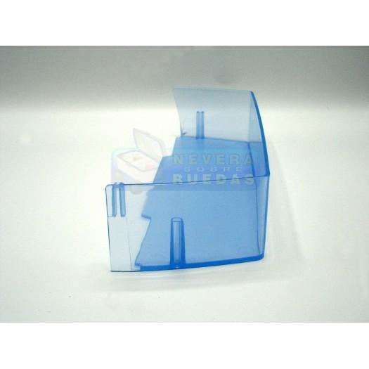 Estante azul puerta minibar Dometic