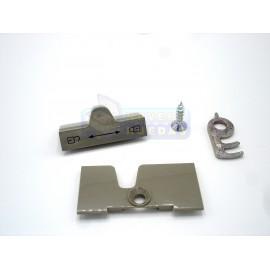 Cierre completo gris puerta frigorífico Dometic