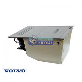 Reparación neveras Volvo FH bajo cama